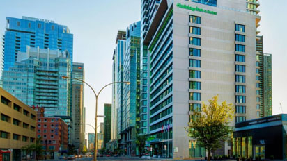 Holiday Inn Hotel Suites Montreal Centre Ville Ouest